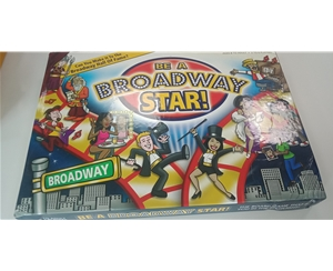 Be A Broadway Star